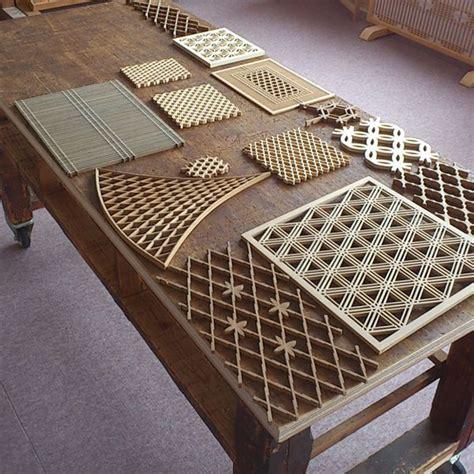 kumiko ramma screen   japanese woodworking