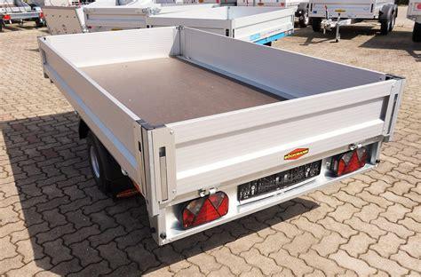 anhaenger 750 kg kaufen kastenanh 228 nger als hochlader bis 750 kg hier sofort am