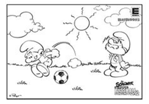 Papa Smurf Coloring Page - Costumepartyrun