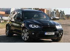 2009 Bmw X5 m e70 – pictures, information and specs