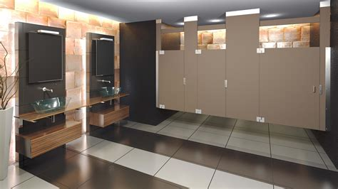 Commercial Bathroom Storage Cabinet by Commercial Bathroom Wall Dividers Bathroom Design Ideas
