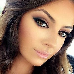 Simple, Pretty and Natural MakeUp Ideas for Brown Eyes ...