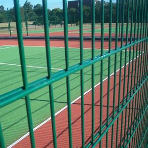 Powder Coated Double Wire Mesh Fence Panels China Manufacturer