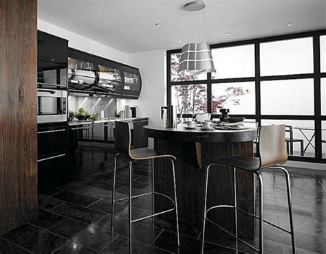 Black And Decor - how to use sleek black in your home decor freshome