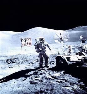 Apollo Mission 17 Photograph by Nasa