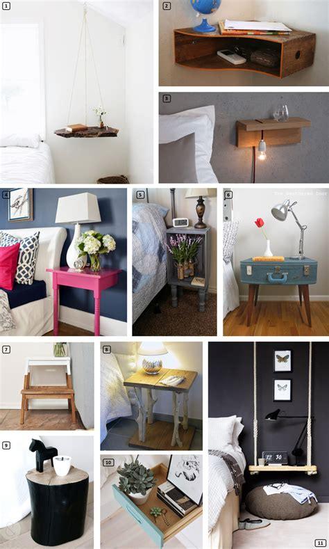 23 Tables De Chevet Originales  Bnbstaging Le Blog
