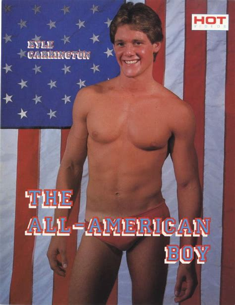 The All American Man Gay Erotic Video Index