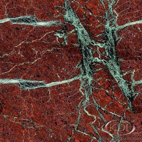 Red Kitchen Backsplash Ideas - moulin rouge granite kitchen countertop ideas