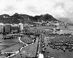 Picture shows the British crown colony of Hong Kong which consists of... News Photo - Getty Images