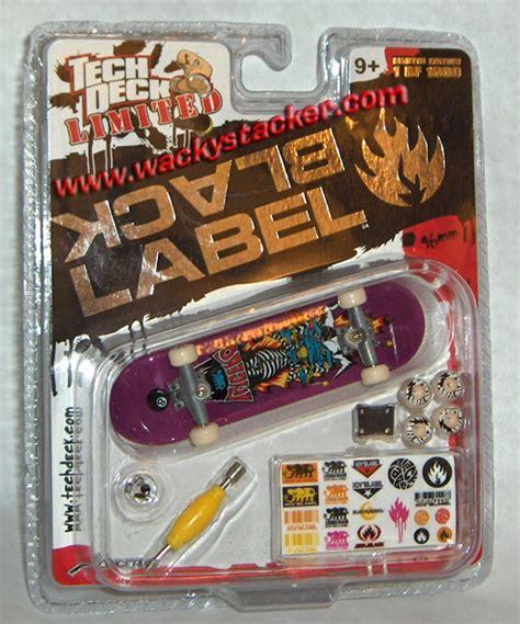 Tech Deck Handboards by Tech Deck Fingerboards Handboards Skateboards Limited