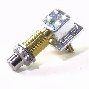 Momentary Push Button Solenoid Switch