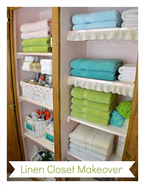 Closet Organization Project Ideas by Project Linen Closet Reveal Pretty And Organized
