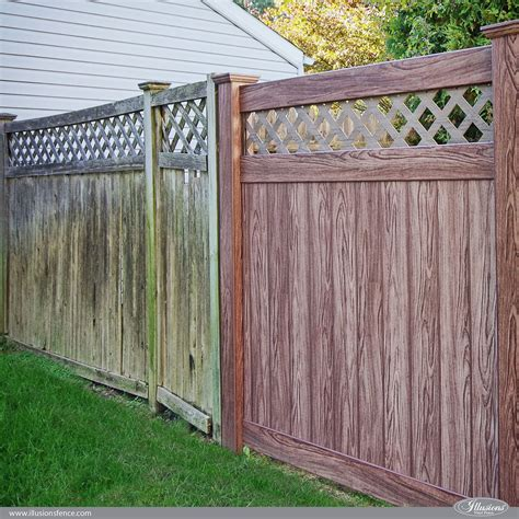 12 Amazing Low Maintenance Fence Ideas  Illusions Vinyl Fence. La's Totally Awesome Kitchen Cleaner. Kitchen Wall Cabinets Home Depot. Help With Kitchen Colors. Kitchen Table Styles. Kitchen Tools Deals. Kitchen Door Lacquer. Kitchen Design Portland Maine. Kitchen Remodel No Upper Cabinets