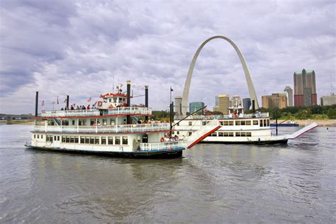 Mississippi River Boat Cruise St Louis by Gateway Arch Riverboat Cruises Begin This Weekend Bsd