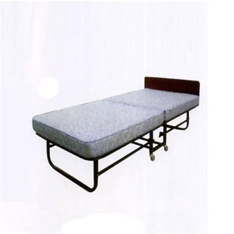 global corporation single folding bed rs  piece