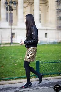 Paris Fashion Week FW 2014 Street Style: Melanie Huynh ...