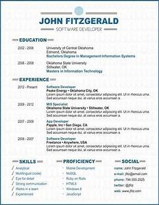 The bold resume template school stuff pinterest for Bold resume template