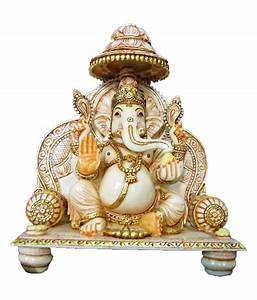 Collectible India Marble Ganesh Statue: Buy Collectible