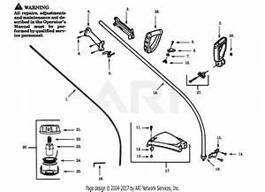 Poulan Lt7000 Gas Trimmer Parts Diagram For Drive Shaft
