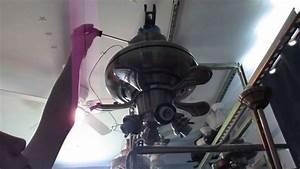 How To Install Hampton Bay Redington Lll Ceiling Fan