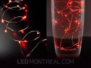 Guirlande De Lumière : guirlande de lumi re led f rique batterie led montr al ~ Teatrodelosmanantiales.com Idées de Décoration
