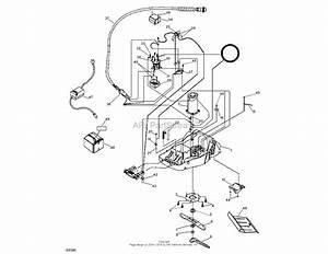 Dr Power Em4 1 Cordless Lawn Mower Parts Diagram For Deck  Em4 1