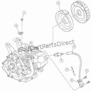 Ignition Components And Flywheel