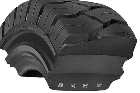 Ecomatic Resilient Solid Tyres