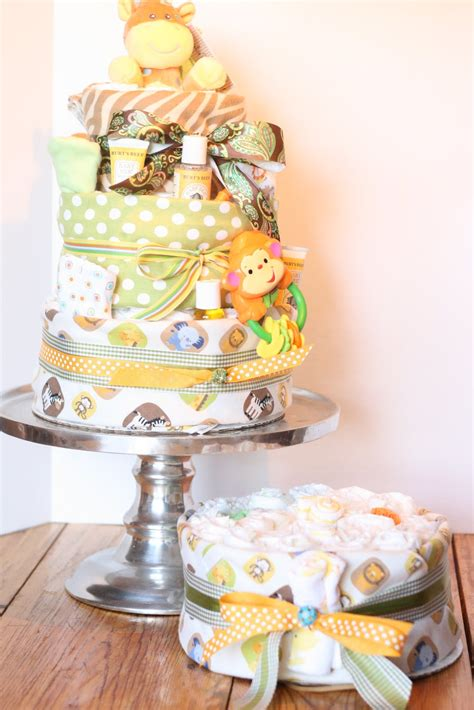 How To Prepare A Baby Shower - a junk in my trunk how to make a cake