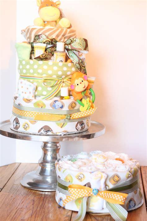 How to Make a Diaper Cake DIY ThriftDee