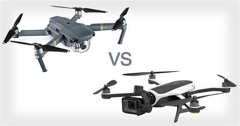 dji mavic pro  gopro karma   drones specs stack