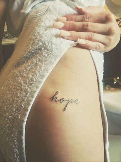 hope tattoos designs ideas  meaning tattoos