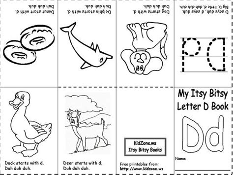 preschool printable images gallery category page 10 893 | my itsy bitsy letter book 378348