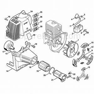 27 Stihl Fs 74 Parts Diagram
