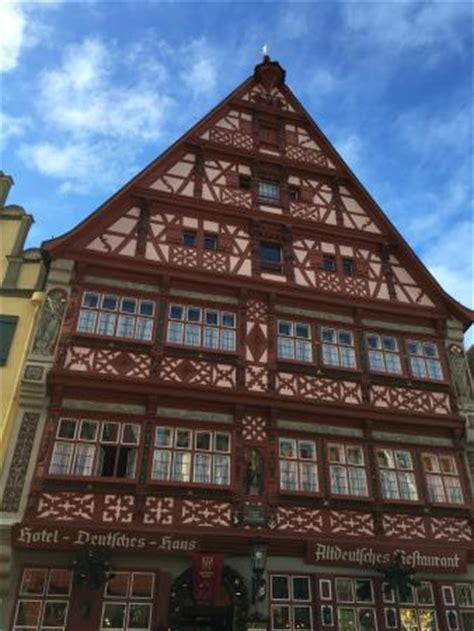Außenansicht  Picture Of Hotel Deutsches Haus