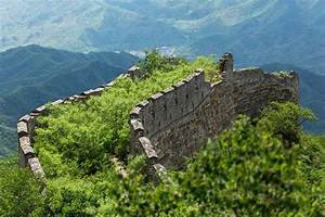 abandoned buildings across the world mark corporation With deserted great wall of china