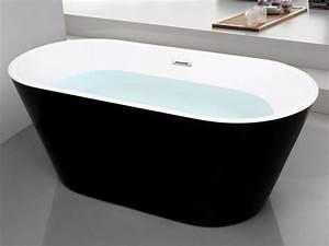 Baignoire Ilot Pas Cher : baignoire ilot achetez une baignoire sur pied pas cher ~ Premium-room.com Idées de Décoration