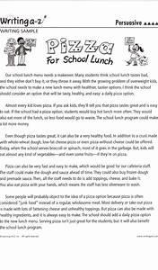 my school lunch box essay