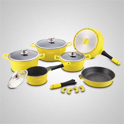 batterie de cuisine swiss line royalty line rl es1014m batterie de cuisine en revêtement