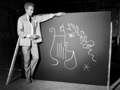 artistes designers jean cocteau