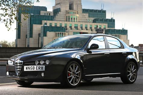 Alfa Romeo 159 By Car Magazine