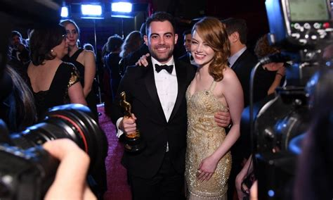 Oscars Inside The Governors Ball More
