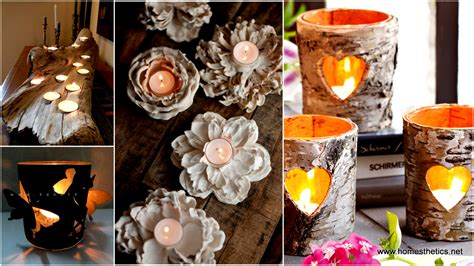 kitchen furniture for small kitchen 40 extremely clever diy candle holder projects for your home