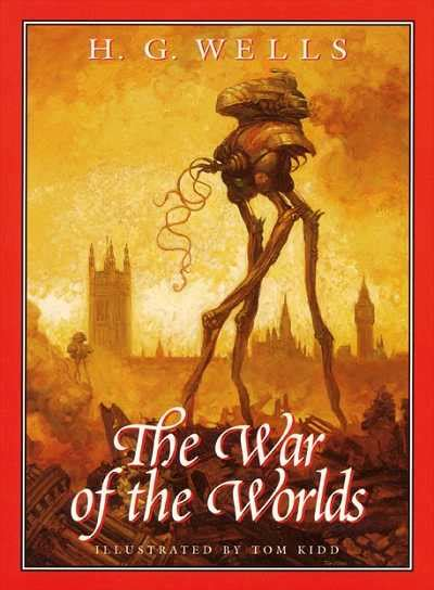 the war of the worlds dodo press the war of the worlds 1898 by h g cg fewston
