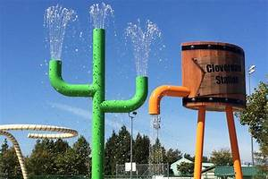 Cloverdale Athletic Park water park scheduled to re-open ...