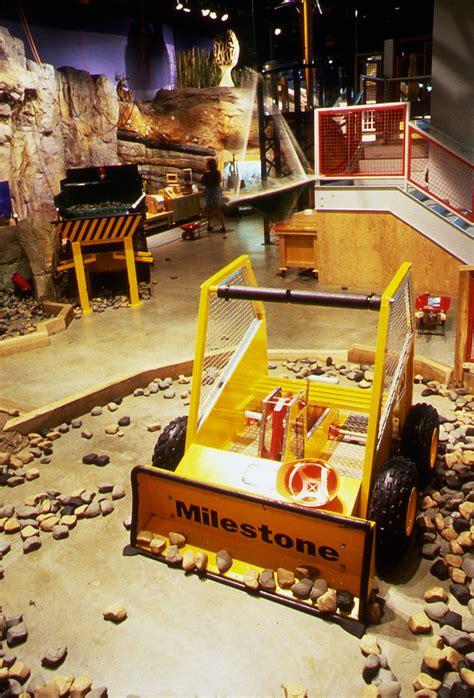 Children's Museum of Indianapolis — Boss Display