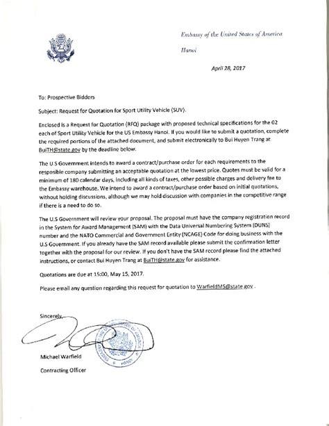 bizops suvpurchase invitation letter