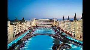 Best Hotels in Antalya / Turkey - YouTube
