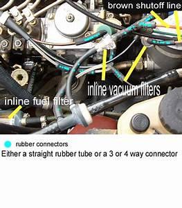 Mercedes W123 Vacuum Diagram Engine Shut Down  Mercedes