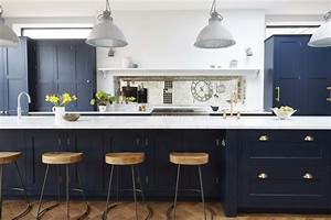 beyond the pale painted kitchen cabinets now and then With kitchen colors with white cabinets with us navy stickers